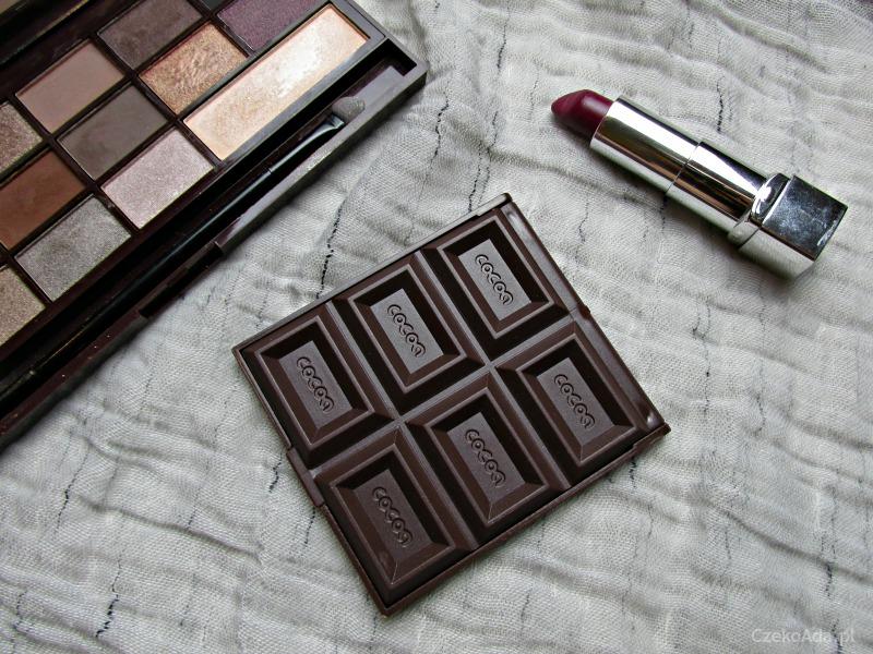 czekoladowe lusterko