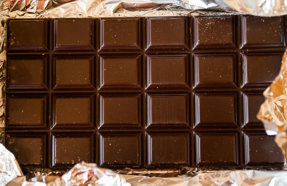 bezpłatna czekolada