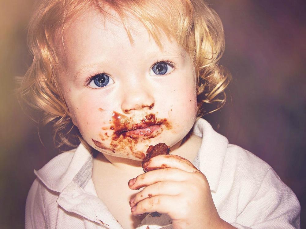 czekoladowe reklamy sprzed lat