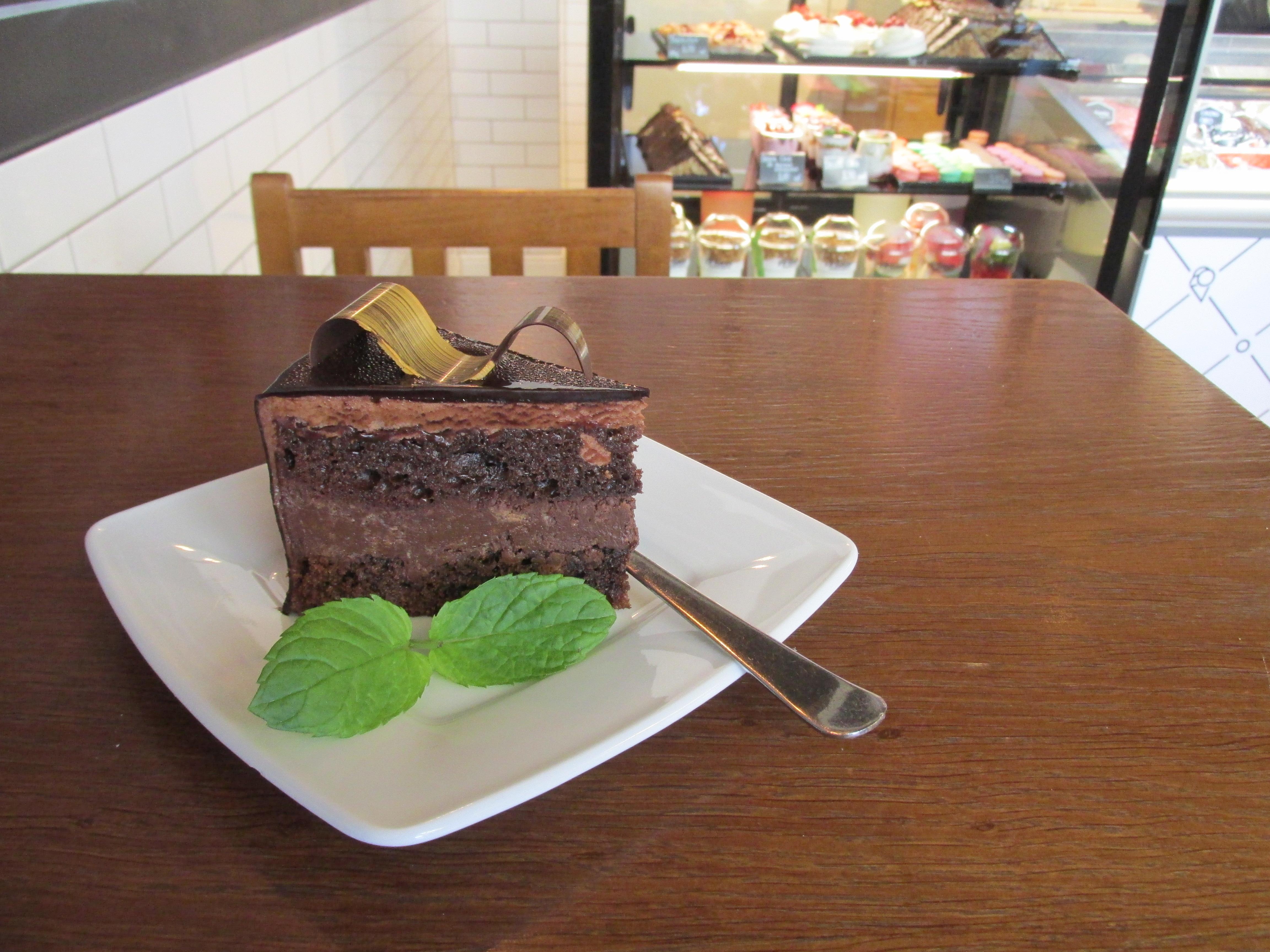 Tort brownie
