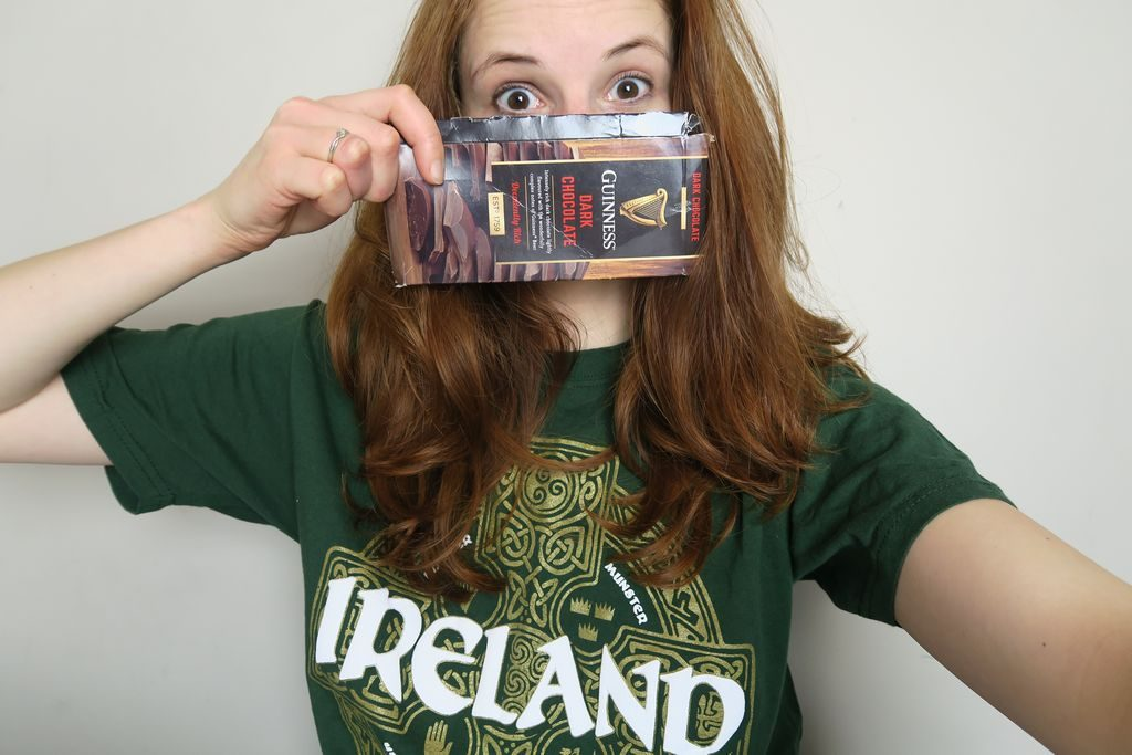 irlandzkie czekolady